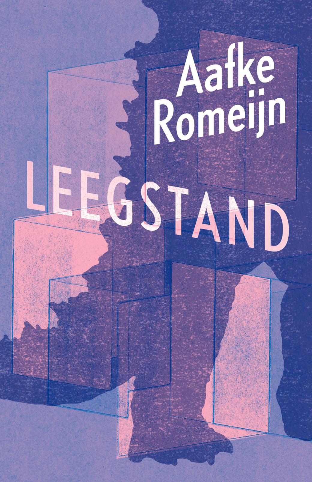 Aafke Romeijn Leegstand Cover