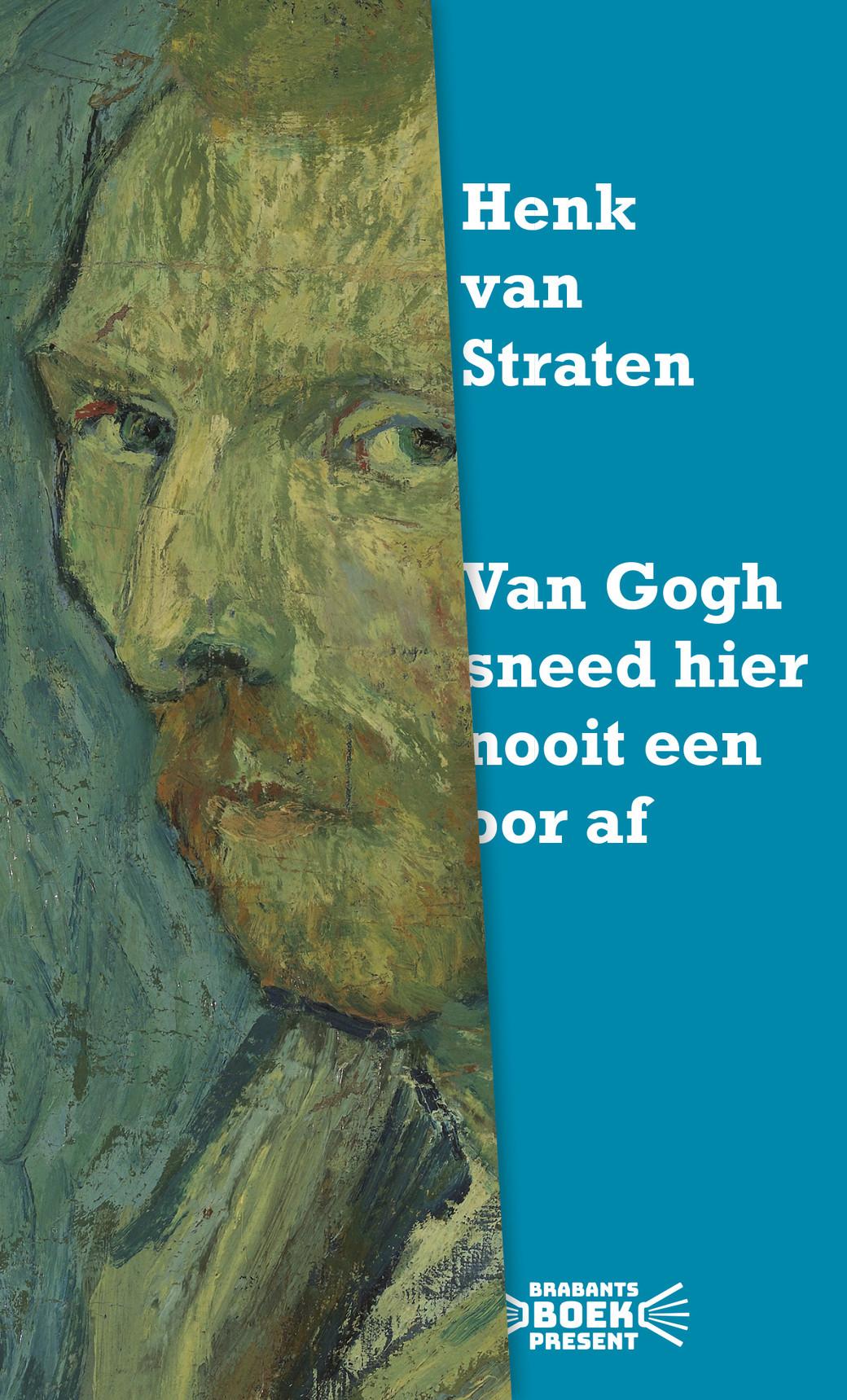 Cover Henk van Straten Van Gogh